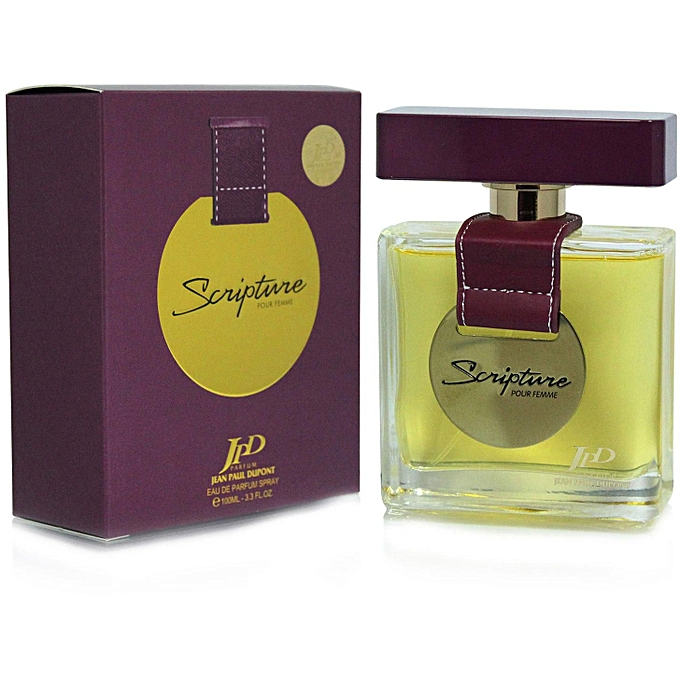 Scripture Ml Jean Women Paul For Eau Dupont By De Parfum100 DEHIW9e2Yb