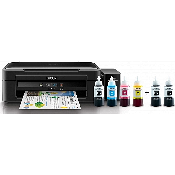 Buy Epson Epson L382 Multifunction Colour Ink Tank System