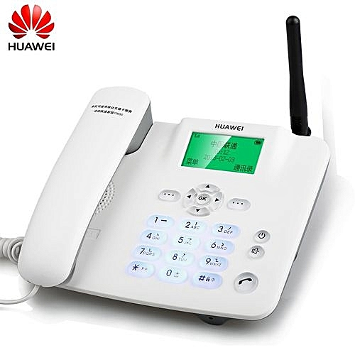 Huawei GSM Desk Phone With Sim Card Slot
