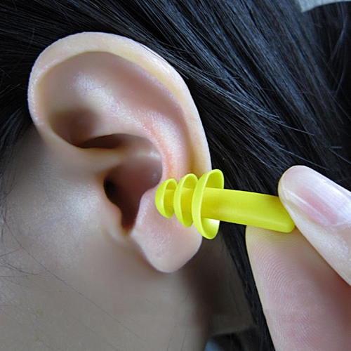 Buy Generic A Pair Silicone Ear Plugs Anti Noise Snore Earplugs Noise Reduction for Study @ Best Price Online - Jumia Tanzania