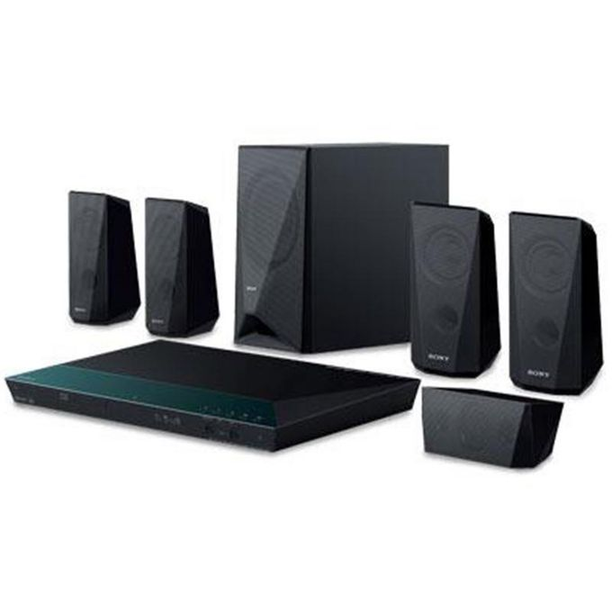 sony 5 1 channel blu ray disc home theatre system buy online jumia tanzania. Black Bedroom Furniture Sets. Home Design Ideas