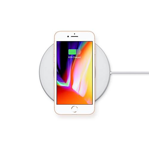 huge discount 6cfa3 9a1dc Original Wireless Fast Charger for iPhone 8/X Series Charging Pad