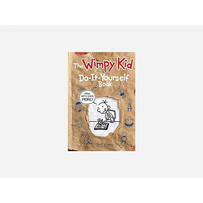 Buy white label diary of a wimpy kid do it yourself best price diary of a wimpy kid do it yourself solutioingenieria Image collections