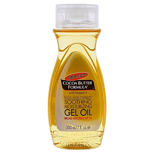 4e8ac958663 Buy PALMER'S Cocoa Butter Soothing Moisturizing Gel Oil SPF 15 by Palmers  for Unisex - 7 oz Moisturizer @ Best Price Online - Jumia Tanzania