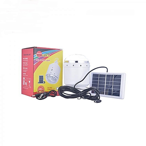 Solar SMD Light Bulb With Its Solar Panel