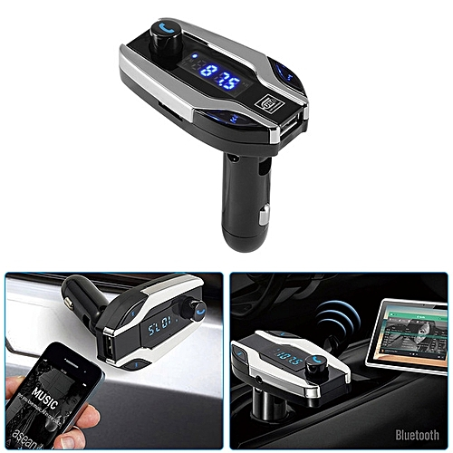 Buy Generic Bluetooth Car X7 FM Transmitter Radio MP3 Player