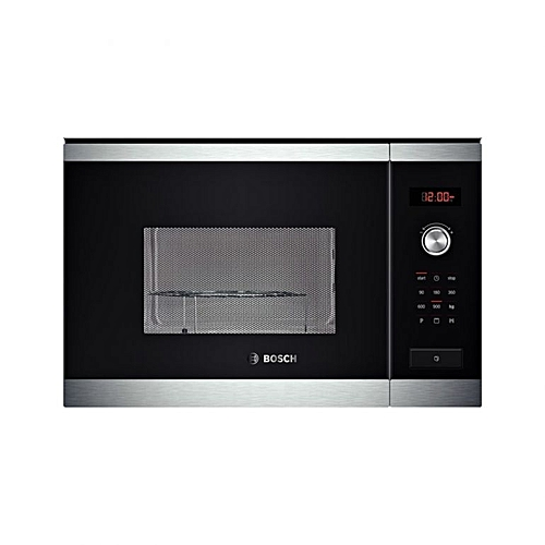 Bosch Microwave Oven With Grill 25 L Grey