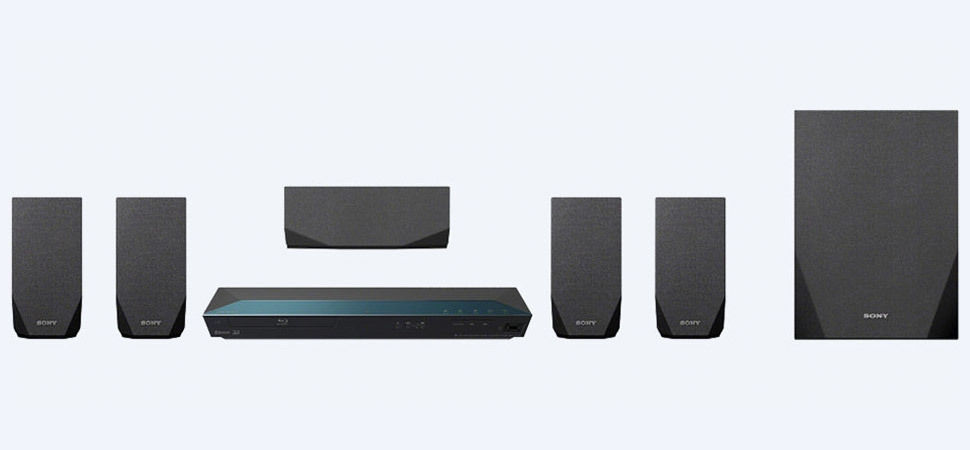 Buy Sony Sony 5.1 Channel Home Theater System - BDV-E2100 @