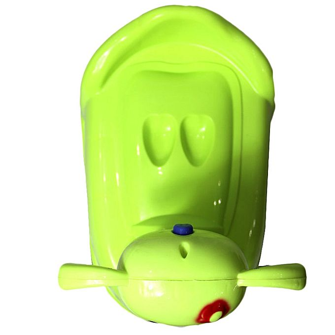 Buy musical potty on wheels lime green jumia tanzania for Aaina beauty salon electronic city