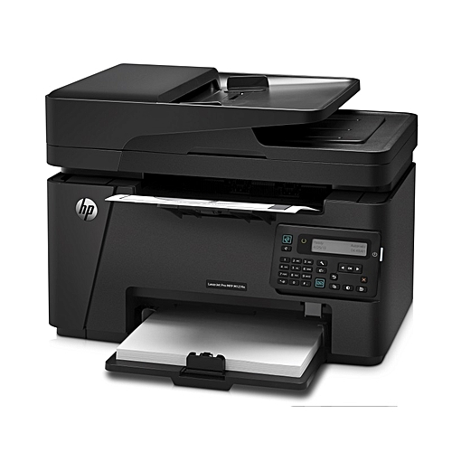 Buy Hp Mfp M130fn Color Laserjet Pro Black Best Price