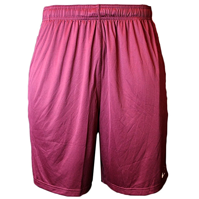 cf9353ef7 Buy Nike Dri - Fit Basketball Shorts - Maroon @ Best Price Online ...
