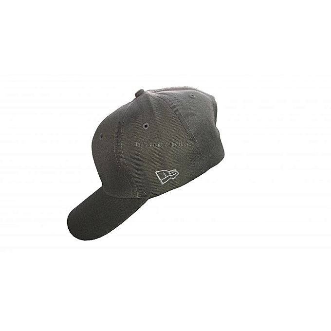 Buy Generic Mens Adjustable Snapback Cap - Grey   Best Price Online ... 169ebb789ca