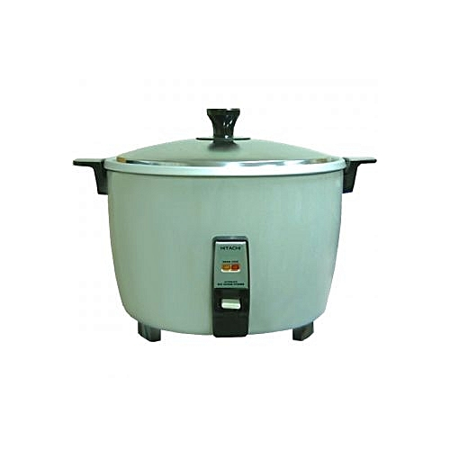 01721f933ce Buy Hitachi RWT-A43Y Rice Cooker - 4.3Ltr Grey   Best Price Online - Jumia  Tanzania