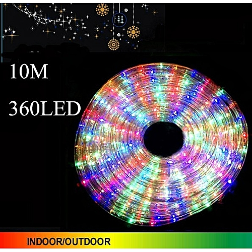 Buy other 10m 360 led multi color rope lights 3 wire with 8 function 10m 360 led multi color rope lights 3 wire with 8 function controlle aloadofball Images