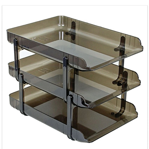 Office Paper Tray Brown