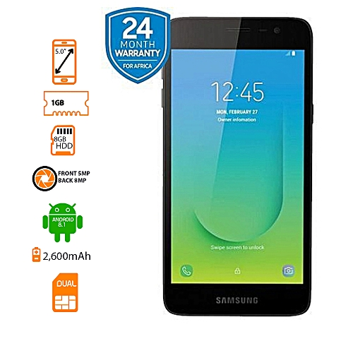Buy Samsung Galaxy J2 Core 4G 1GB RAM 8GB ROM - Black @ Best