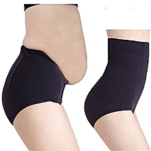 52354aaf68 Women High Waist Slimming Tummy Belly Control Panties Postnatal Body Shaper  Underwear