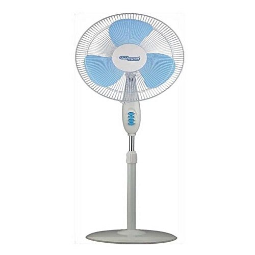 White Stand Up Fans : Buy super general stand fan best price online