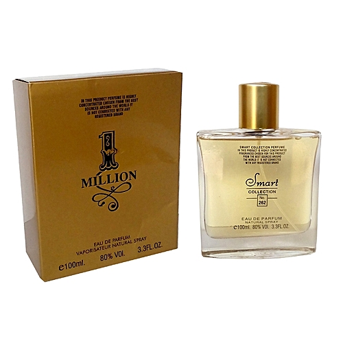 ed02846d954af Buy Generic 1 Million Smart collection Perfume for Men 100ml   Best Price  Online - Jumia Tanzania