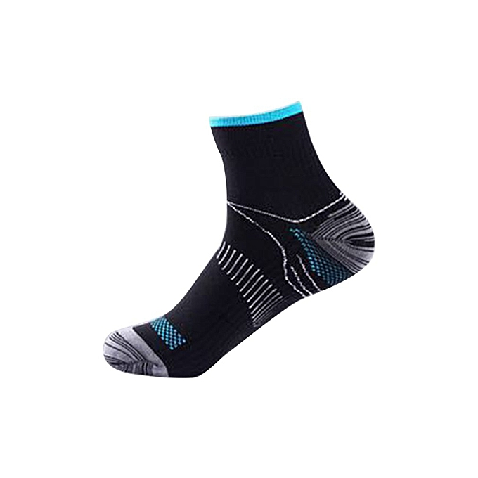 6ff9202d11 Men Women Leg Support Stretch Compression Socks Below Knee Socks Short Socks