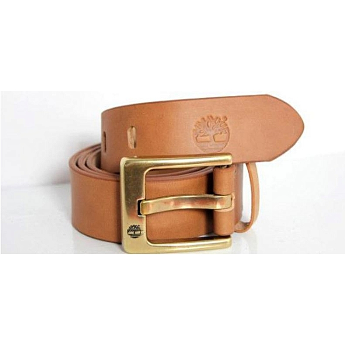 9a1be99fcb6 Buy Timberland Men's Leather Belt - Brown @ Best Price Online ...