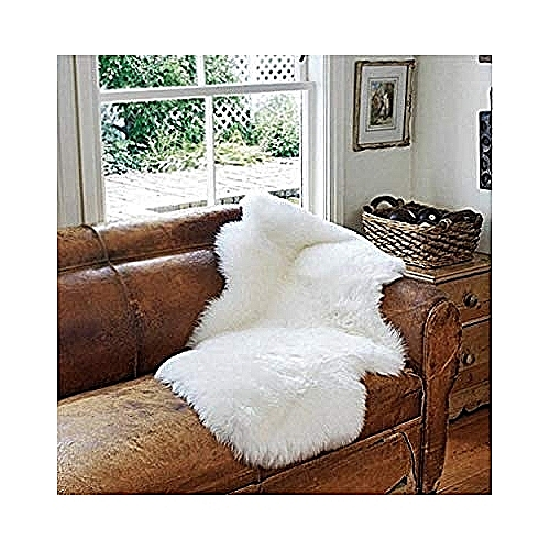 Buy Generic Classic Soft Faux Sheepskin Chair Cover Couch